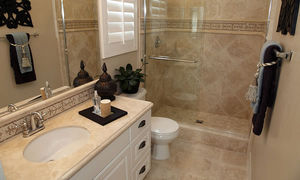 Bathroom remodeling contractor in fox valley wisconsin for Bath remodel contractors
