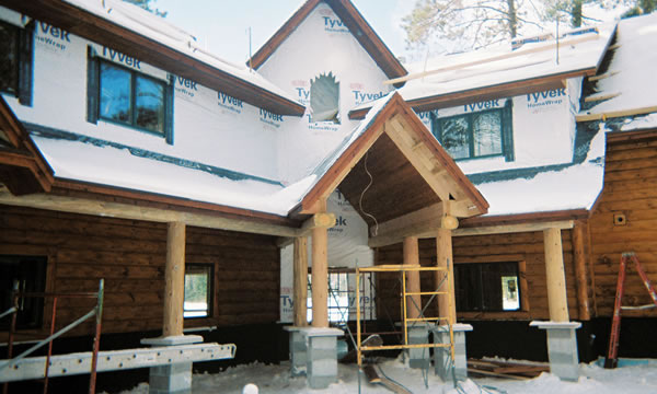 Waupaca, Wisconsin Construction and Remodeling Contractor.
