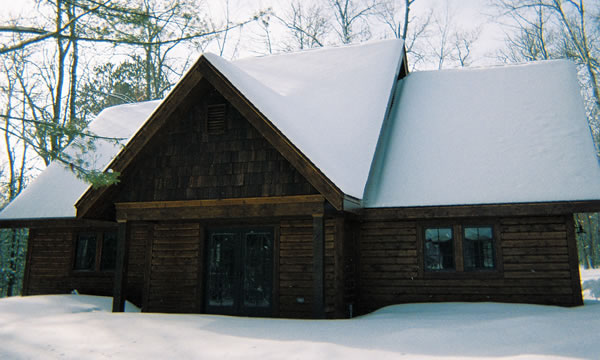 Cabin and Cottage Builder in Central Wisconsin.