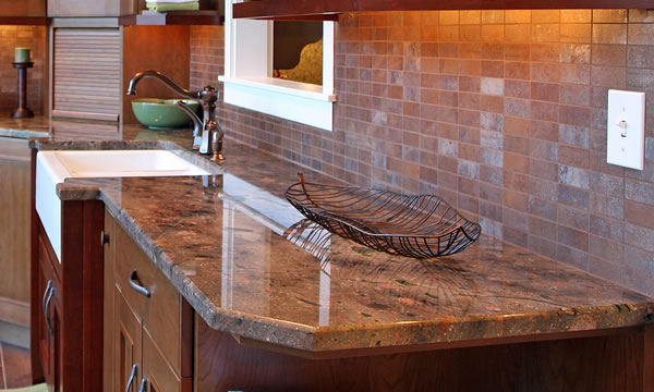 Custom Kitchen Countertop Installer in Central Wisconsin.