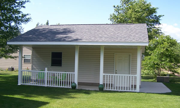 Shop and Garage Builder in Central Wisconsin