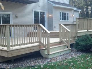 Deck Builder in Portage County Wisconsin