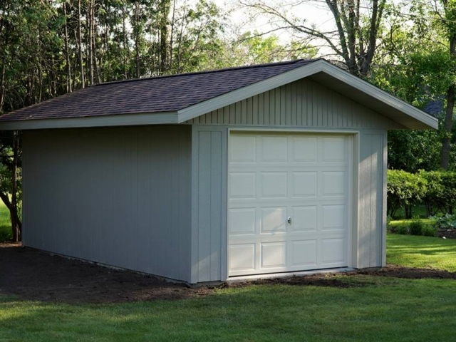 Garage Builder Plover WI