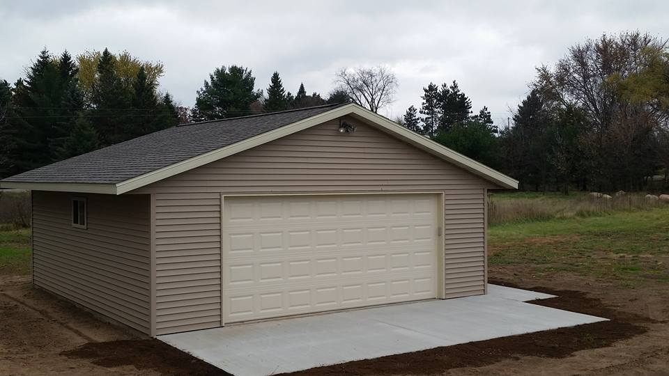 Garage Builder Stevens Point WI