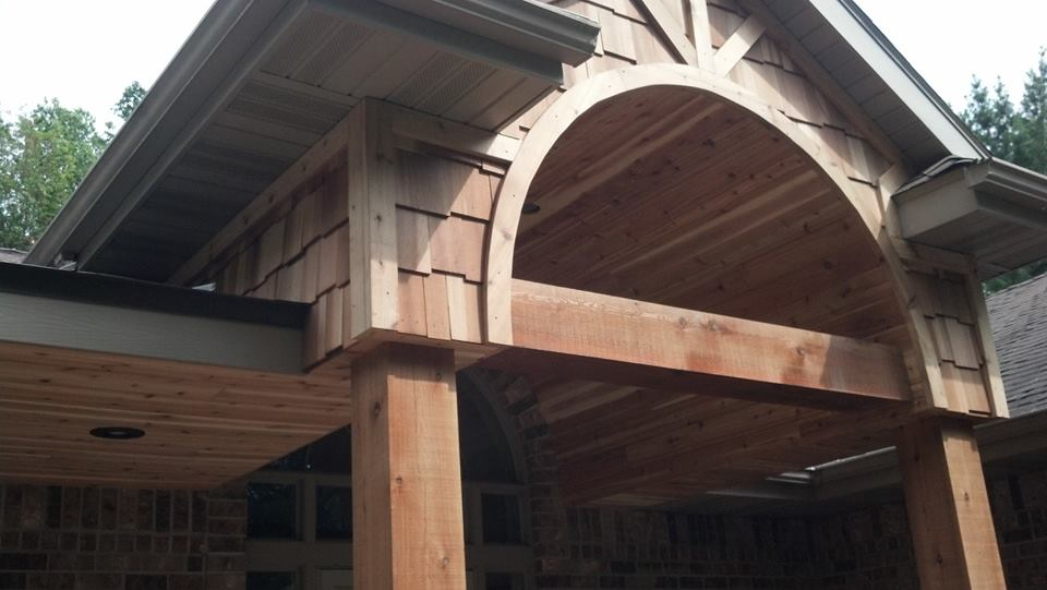 Timber Frame Home Construction Central Wisconsin